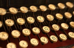 teclado-maquina-de-escribir