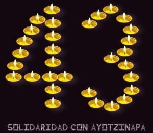 43 Ayotzinapa Vivos los Queremos